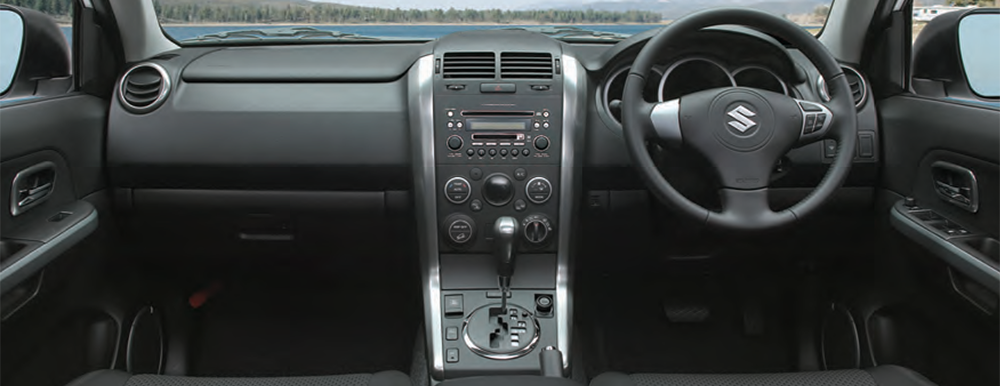 Suzuki Alto 800 car Interior 1